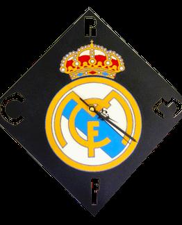 Reloj de pared futbol Real Madrid MDF