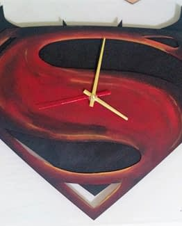 Reloj de pared Batman Vs Superman