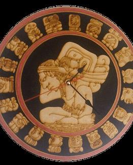 Reloj de Pared Calendario Maya