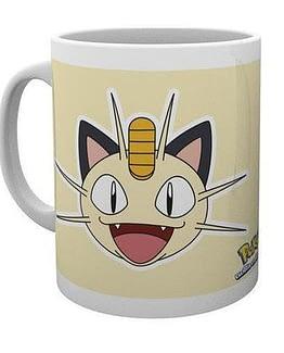 Taza Pokémon Meowth sublimada